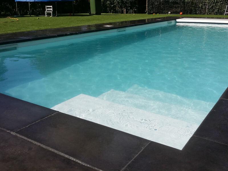 zwembad inlooptrap Overijssel