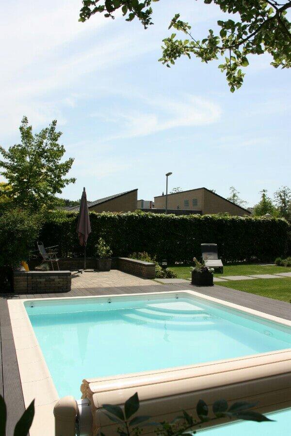 Zwembad aanleggen Almelo